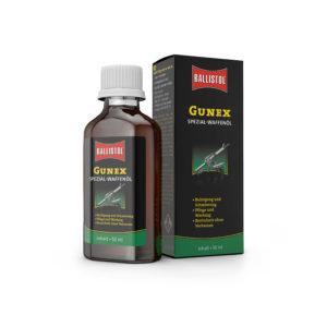gunex-spezial-waffenoel-waffenreinigung-laufreinigung-für-kurz-und-langwaffen-tropfflasche-ballistol-rostschutz-50ml